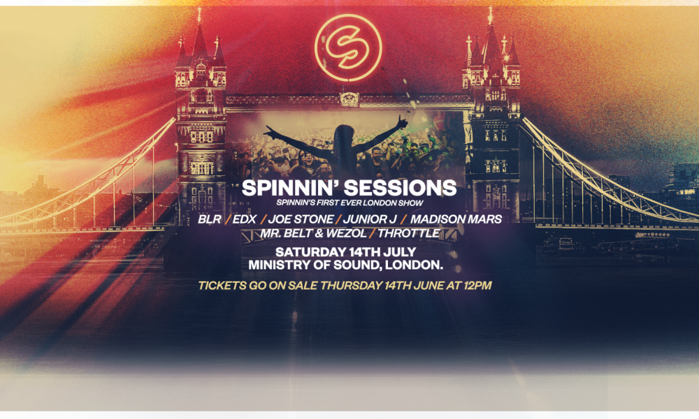 Spinnin' Sessions London - Ministry of Sound